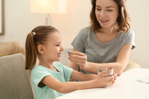 Why Are Vitamins Important for Children?